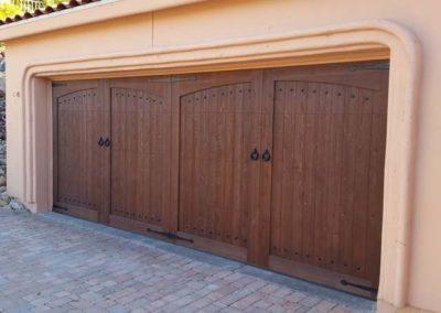 Bullfrogs Garage Door-1